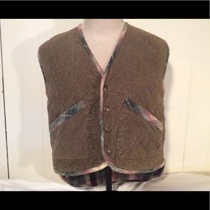 Vintage Corduroy vest made by Protesr Clothing